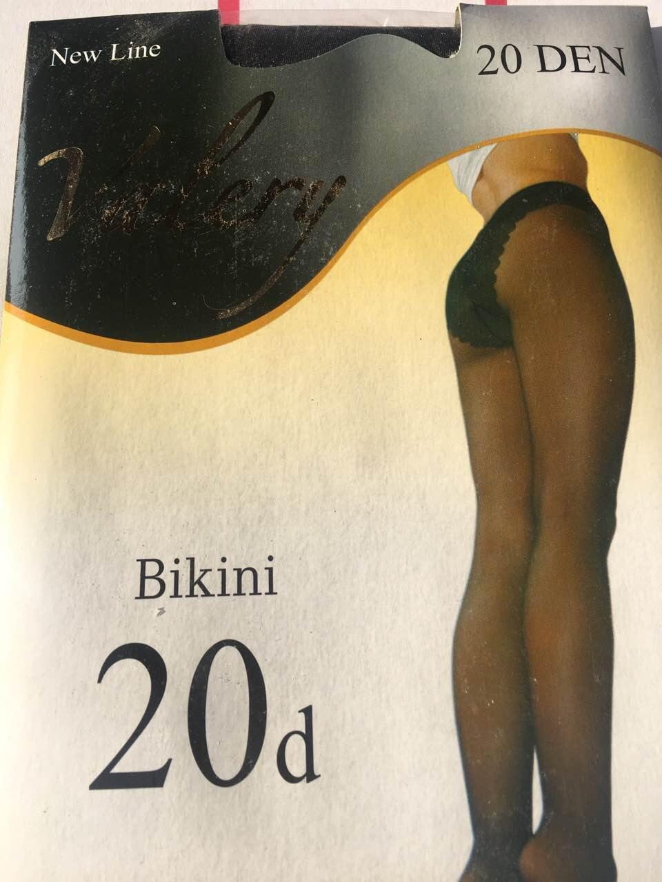 Колготы женские Bikini 20 ден, р 2
