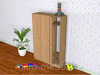 Шкаф детский трёхсекционный (919*270*1250h)