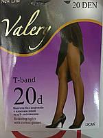 Колготы женские Valery 20 ден, без шортиков