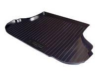 Резиновый коврик в багажник Hyundai Sonata 04-10 (не подходит с 2006) Lada Locer (Локер)