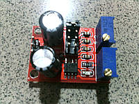 Генератор прямоугольных импульсов (генератор меандра), на основе таймера NE555,