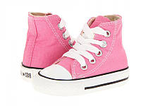 Кеды детские Converse Chuck Taylor All Star High Pink Child