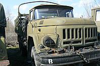 Автомобиль ЗИЛ-131, шасси