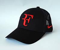 Кепка Nike Roger Federer черная