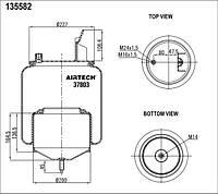 Пневморессора 6605 N P01
