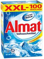 Стиральный порошок Almat XXL Vollwaschmittel 100 стирок 8кг