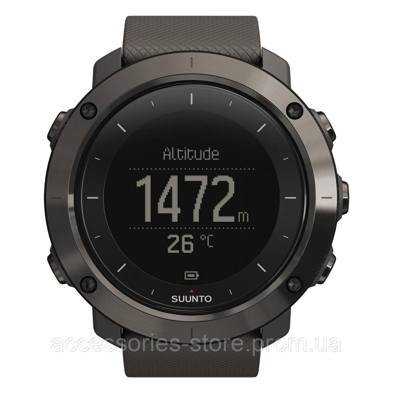 Наручные часы Volvo Suunto Traverse Graphite watch
