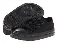 Кеды детскиеConverse Chuck Taylor All Star Low Mono Black Child