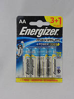 Батарейка ENERGIZER LR6 MAXIMUM 1x4
