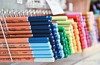 Художественные карандаши поштучно (акварельные,сепия,уголь,сангина)