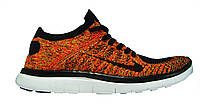 Мужские беговые кроссовки Nike Free Run Flyknit 4.0, Р. 41