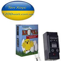 Терморегулятор для инкубатора, электронный цифровой