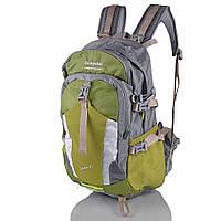Рюкзак туристический Onepolar Женский треккинговый рюкзак ONEPOLAR (ВАНПОЛАР) W1729-salat