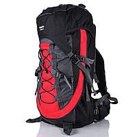 Рюкзак туристический Onepolar Мужской рюкзак туриста ONEPOLAR (ВАНПОЛАР) W836-red