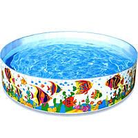 Intex 56453 Детский каркасный бассейн 244 х 46 см.