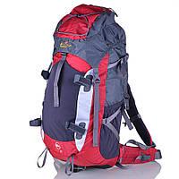 Рюкзак туристический Onepolar Женский рюкзак туриста ONEPOLAR (ВАНПОЛАР) W1702-red
