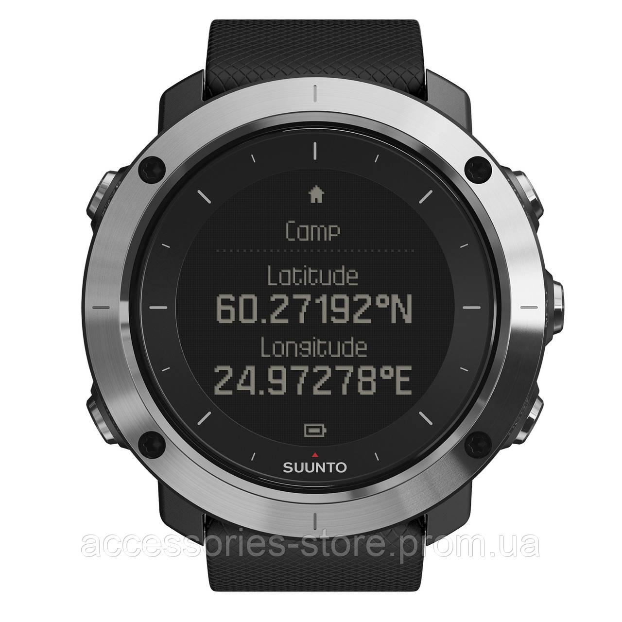 Наручные часы Volvo Suunto Traverse black watch