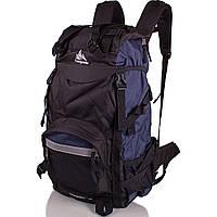 Рюкзак туристический Onepolar Мужской трекинговый рюкзак ONEPOLAR (ВАНПОЛАР) W301-navy