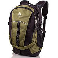 Рюкзак спортивный Onepolar Мужской рюкзак ONEPOLAR (ВАНПОЛАР) W1300-green