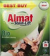 Стиральный порошок Almat Satin-Lift BIO for brilliant cleaning 2кг (25 стирок)