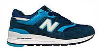 Мужские кроссовки New Balance 997 Р. 41 42 43 44