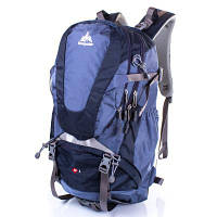 Мужской трекинговый рюкзак ONEPOLAR (ВАНПОЛАР) W2177-navy