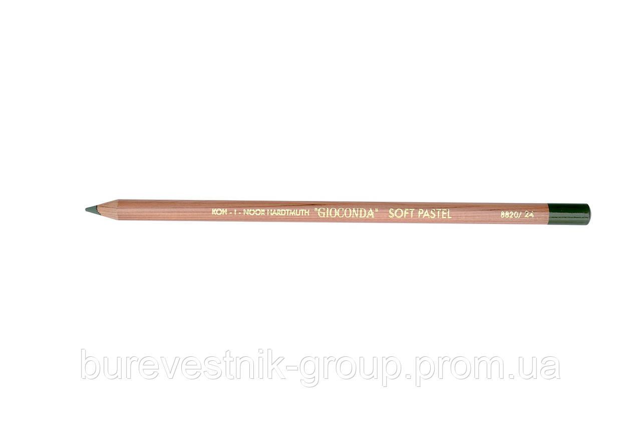 "Пастельный карандаш Koh-i-Noor ""OLIVE GREEN DARK"" 8820/24"