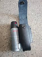 Газовый баллончик с чехлом  Терен 4м спецназовский, для самообороны
