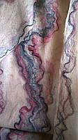 Шарф из валяной шерсти, фото 1
