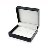 Подарочная декорированная коробочка для запонок/подвески/серьг и др.