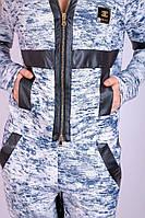 Трикотажный костюм спортивный.