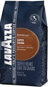 Кофе в зернах Lavazza SUPER CREMA ESPRESSO 1000 г, фото 2