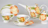 Чайный сервиз Bright 3D-122 15 предметов