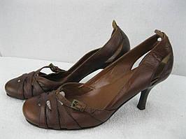 Женские туфли RIVER ISLAND натур кожа размер 38