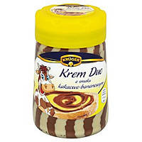 Крем-дуо Kruger какао-банан с/б 400 г, фото 2