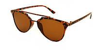 Необычные леопардовые солнцезащитные очки Avatar