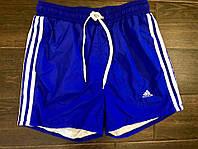 """Мужские синие шорты """" Adidas"""""""