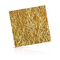 """Золотые листья (пластины) - """"Gold Leaves for mask"""", 1 пл."""