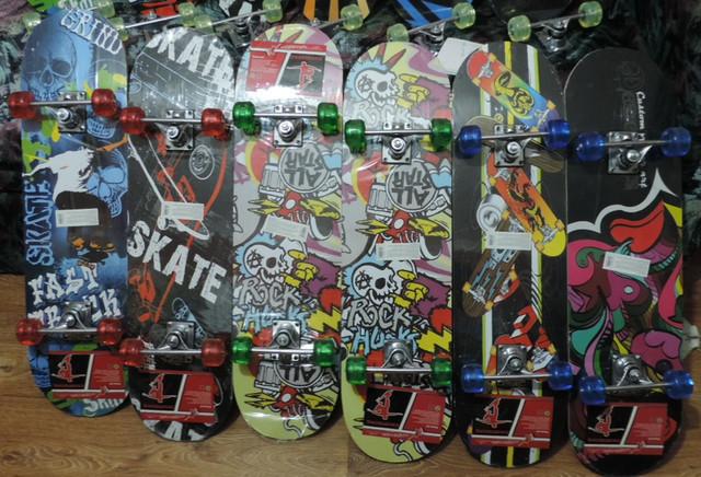 Рисунок скейтборда