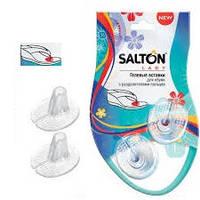 Гелевые вкладыши подушки  в с разделителями между пальцев  Salton