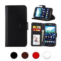 "Чехол-бумажник для ""Samsung i9192 i9195 Galaxy S4 mini Duos"""
