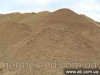 Песок карьерный Вознесенский, крупнозернистый, сеяный, мытый, 50кг (меш)