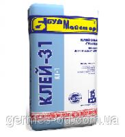 Клей-31, для гипсокартона, 25кг (шт)