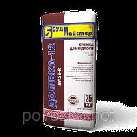 Стяжка для теплых полов, универсальная,цементная Доливка-12,  25 кг (шт)