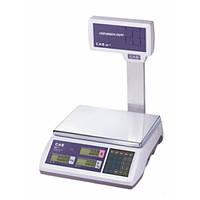 Весы торговые CAS ER-Plus 6 EU (RS-232)