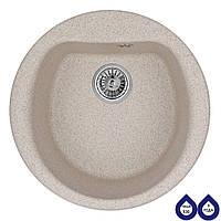 Мойка из искусственного камня (гранитная) Minola MRG 1045-50 Классик
