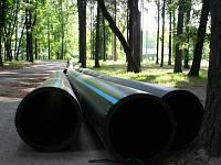 Полиэтиленовые трубы водопроводные ПЭ-100 ПЭ-80