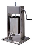 Вертикальный шприц колбасный 12 кг