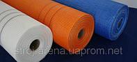 Сетка штукатурная, армированная, стеклотканевая, плотность 160 гр\см кв, 5*5 мм, рулон 1*50 м (шт)