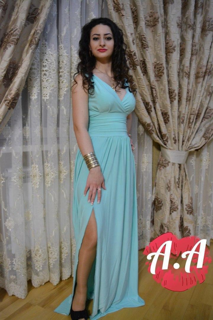 41e911cf7e5 Летнее вечернее платье масло в пол 42-46р цвет в ассортименте - Модный  сундук в